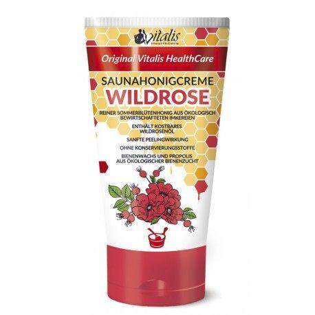 SAUNAHONIGCREME Wildrose